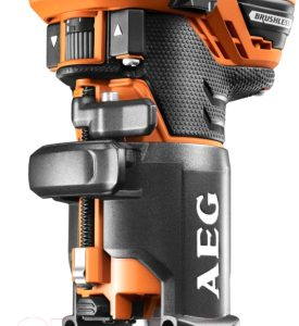 Профессиональный фрезер AEG Powertools BOF 18BL-0