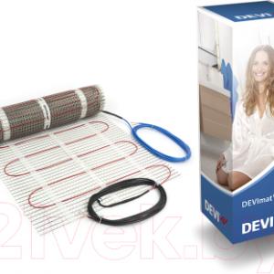 Теплый пол электрический Devi DEVIheat 150S 1.5кв.м