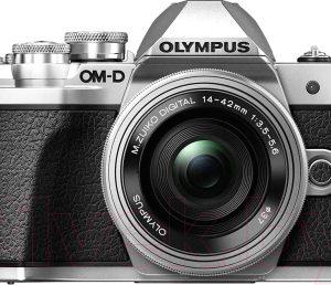 Беззеркальный фотоаппарат Olympus E-M10 Mark III Kit 14-42mm II R