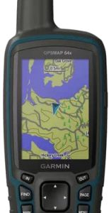 Туристический навигатор Garmin GPSMAP 64x / 010-02258-01