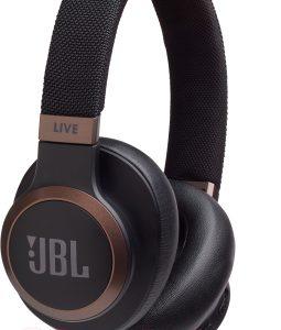 Беспроводные наушники JBL Live 650BT / LIVE650BTNCBLK