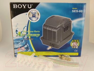 Компрессор для пруда Boyu SES-60
