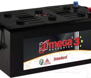 Автомобильный аккумулятор A-mega Standard 140 (3) / ASt 140.3