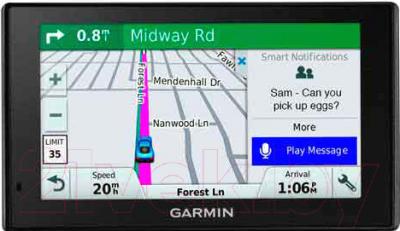 GPS навигатор Garmin Drive Smart 51 MPC