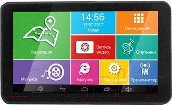 GPS навигатор Geofox 702SE