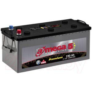 Автомобильный аккумулятор A-mega Premium 6СТ-190-А3
