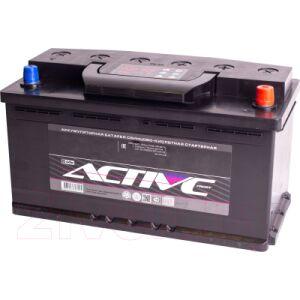 Автомобильный аккумулятор Active Frost 6СТ-100 Евро / AF100ЗR