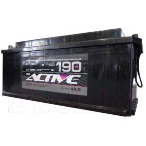 Автомобильный аккумулятор Active Frost 6СТ-190 Рус / AF190ЗLБ