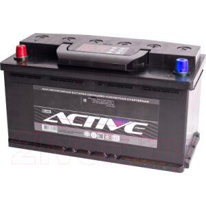 Автомобильный аккумулятор Active Frost Frost 6СТ-100 Рус / AF100ЗL