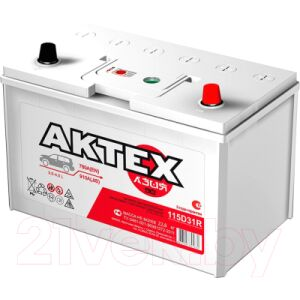 Автомобильный аккумулятор АкТех Asia 6СТ-90 Евро / ATCA90ЗR
