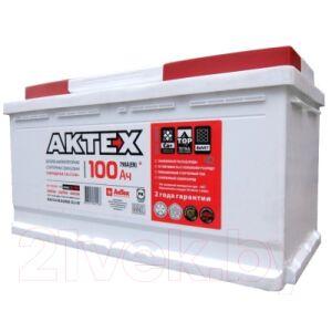 Автомобильный аккумулятор АкТех Classic 6СТ-100 Евро / ATC100ЗR