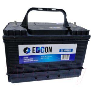 Автомобильный аккумулятор Edcon DC105680L