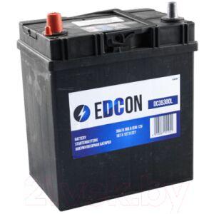 Автомобильный аккумулятор Edcon DC35300L