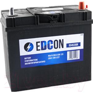 Автомобильный аккумулятор Edcon DC45330R1