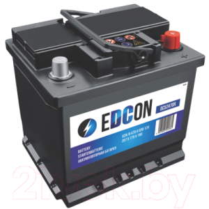 Автомобильный аккумулятор Edcon DC52470R