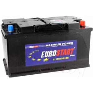 Автомобильный аккумулятор Eurostart Blue Asia L+