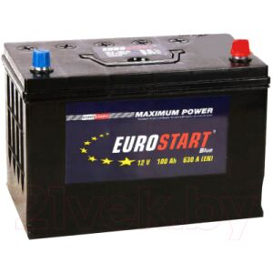Автомобильный аккумулятор Eurostart Blue Asia R+