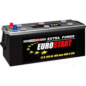 Автомобильный аккумулятор Eurostart Extra Power R+
