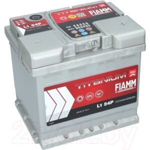 Автомобильный аккумулятор Fiamm Titanium Pro 7905145