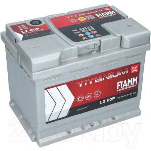 Автомобильный аккумулятор Fiamm Titanium Pro 7905147
