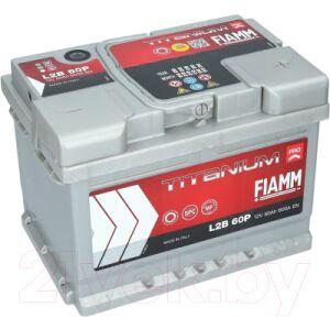 Автомобильный аккумулятор Fiamm Titanium Pro 7905149