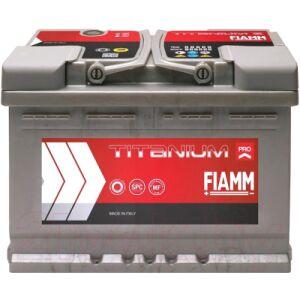 Автомобильный аккумулятор Fiamm Titanium Pro / 7905151
