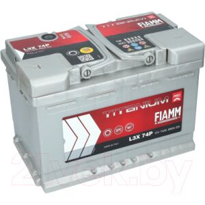 Автомобильный аккумулятор Fiamm Titanium Pro 7905154