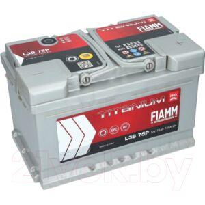 Автомобильный аккумулятор Fiamm Titanium Pro 7905156