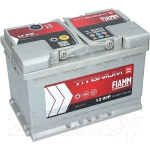 Автомобильный аккумулятор Fiamm Titanium Pro 7905157