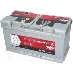 Автомобильный аккумулятор Fiamm Titanium Pro / 7905159