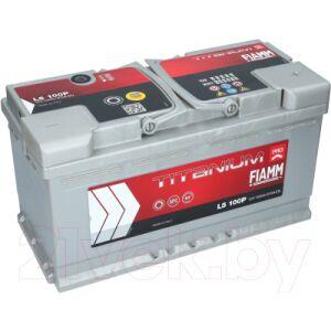 Автомобильный аккумулятор Fiamm Titanium Pro 7905160