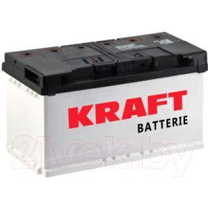 Автомобильный аккумулятор KrafT 100 R / KR100.0
