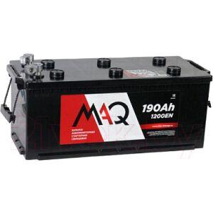 Автомобильный аккумулятор MAQ 6СТ-190 4 1200A