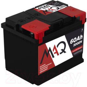 Автомобильный аккумулятор MAQ 6СТ-60NR 500А