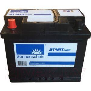 Автомобильный аккумулятор Sonnenschein R+ / 55501