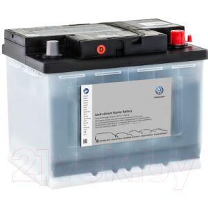 Автомобильный аккумулятор VAG 000915105DG