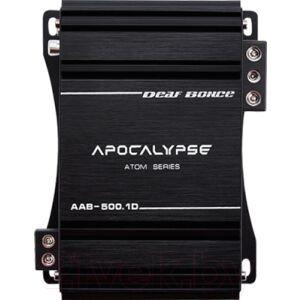 Автомобильный усилитель Alphard Apocalypse AAB-500.1D