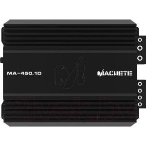 Автомобильный усилитель Alphard Machete MA450.1D