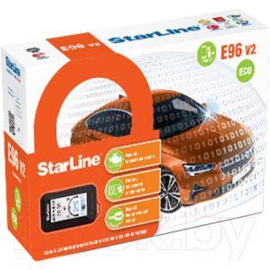 Автосигнализация StarLine E96 BT ECO v2