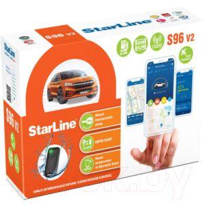 Автосигнализация StarLine S96BT v2 GSM-GPS