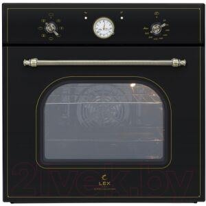 Электрический духовой шкаф Lex EDM 070С BL / CHAO000200