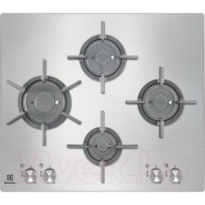 Газовая варочная панель Electrolux EGU96647LX