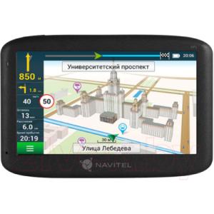 GPS навигатор Navitel MS500 с ПО Navitel Navigator