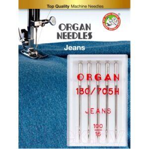 Иглы для швейной машины Organ 5/100