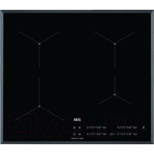 Индукционная варочная панель AEG IAR64413FB