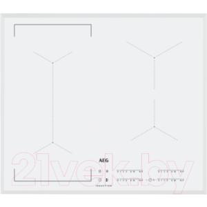 Индукционная варочная панель AEG IKR64443FW