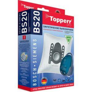 Комплект аксессуаров для пылесоса Topperr 1401 BS20