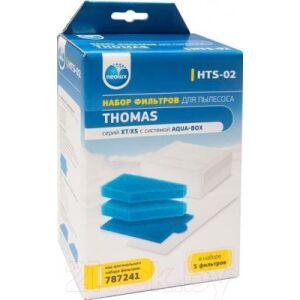 Комплект фильтров для пылесоса Neolux HTS-02