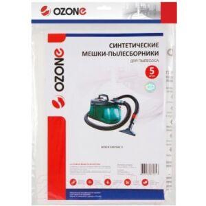 Комплект пылесборников для пылесоса OZONE CP-284/5