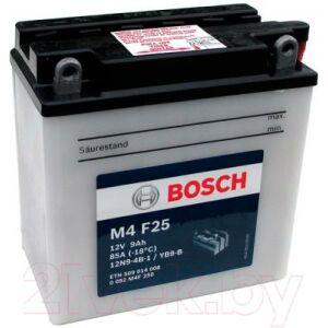 Мотоаккумулятор Bosch M4 12N9-4B-1/YB9-B 509014008 / 0092M4F250